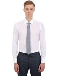 Brioni Cotton Poplin Shirt