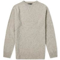 Howlin' Birth Of The Cool Crew Knit Grey