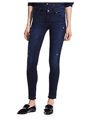 Dl1961 Distressed Ankle Length Jeans Stark