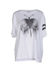 Diesel Topwear T Shirts Women White