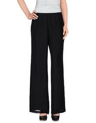 Renato Balestra Trousers Casual Trousers Women Black