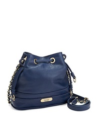 Dolce Vita Drawstring Crossbody Bag Ink