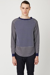 Opening Ceremony Duo Square Pullover Midnight Navy