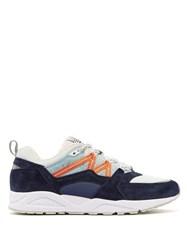 Karhu Fusion 2.0 Suede Trainers Blue Multi