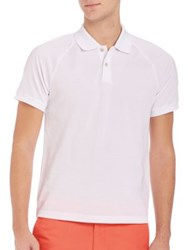 Original Penguin Slim Fit Polo T Shirt Bright White