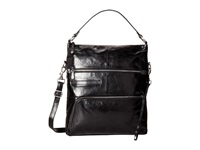 Hobo Quinn Black Vintage Leather Handbags