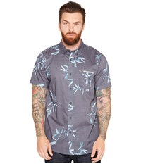 Rip Curl Samar Short Sleeve Shirt Navy Men's Short Sleeve Pullover