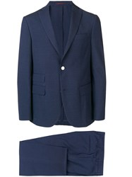 The Gigi Two Piece Suit Blue