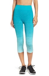 Brooks Women's 'Streaker' Capri Leggings Sky Tile