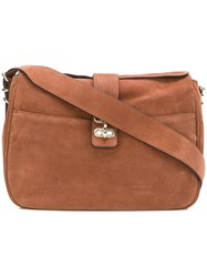 Tila March Manon Besace Shoulder Bag Brown