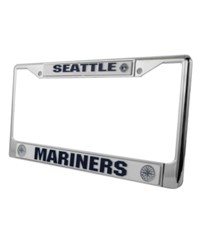 Rico Industries Seattle Mariners License Plate Frame Team Color