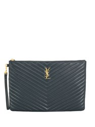 Saint Laurent Ysl Monogram Clutch 60