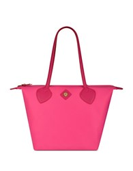Anne Klein Martha Zip Tote Hot Pink