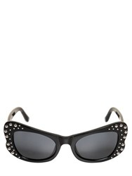 Agent Provocateur Acetate Butterfly Sunglasses