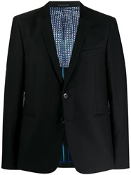 Paul Smith Ps Tailored Suit Jacket Black