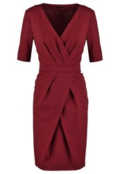 Sisley Shift Dress Red