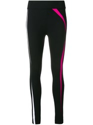 No Ka' Oi Performance Leggings Black