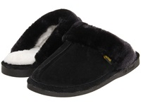 Old Friend Montana Black Women's Slippers