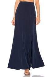 Lovers Friends X Revolve Cindy Full Skirt Navy