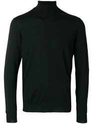 Drumohr Turtleneck Jumper Black