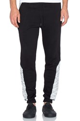 Staple Tephra Sweatpants Black