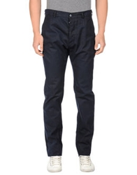 Mgnerd Casual Pants Dark Blue
