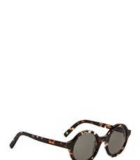 Dick Moby Unisex Ams Sunglasses Brown