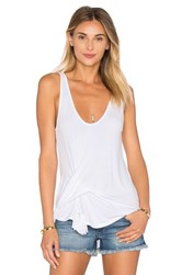 Riller And Fount Layne Tank White