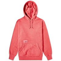 Wtaps Blank 01 Hoody Red