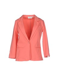 Fairly Suits And Jackets Blazers Women Coral