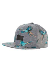Vans Allover It Cap Dirty Bird Grey