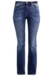 Mavi Jeans Bella Bootcut Dark Indigo Glam Blue Denim