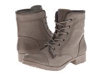 G By Guess Belva Wild Dove Women's Lace Up Boots Gray
