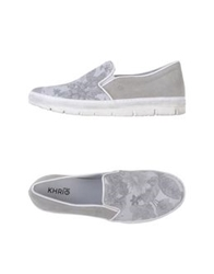 Khrio' Low Tops And Trainers White