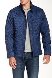 Relwen Quilted Tanker Blue