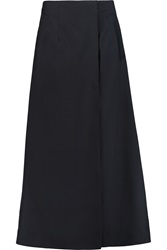 J.W.Anderson Wrap Effect Wool Midi Skirt