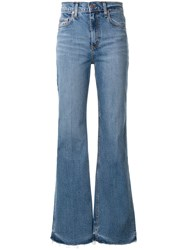 Nobody Denim Jacqueline Flared Jeans 60