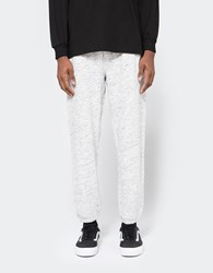 Obey Monument Fleece Pant Heather Oatmeal