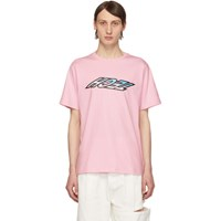 Perks And Mini Pink Hcet T Shirt Pale Pink