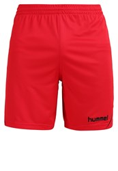 Hummel Authentic Charge Sports Shorts True Red
