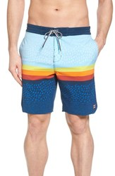 Billabong Fifty50 Low Tide Swim Trunks Blue
