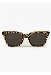 Sheriffandcherry Brown G11 Wild Cat Sunglasses