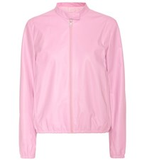 Prada Leather Jacket Pink