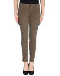 Jet Set Casual Pants Military Green