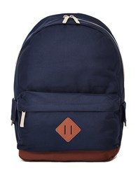 The Idle Man Heritage Backpack Navy