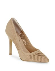 Charles By Charles David Pacey Knit Pumps Nude