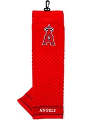 Team Golf Los Angeles Angels Of Anaheim Trifold Towel Team Color
