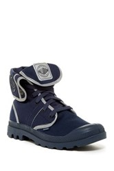 Palladium Pallabrouse Baggy Reflective Boot Blue