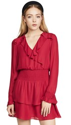 Parker Maisy Dress Ruby