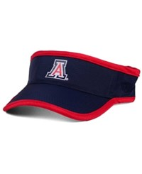 Top Of The World Arizona Wildcats Baked Visor Navy